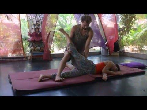 Thai Yoga Massage With Chris Sakowski
