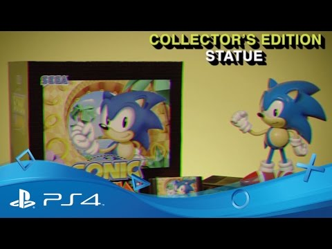 Sonic Mania | Collector's Edition Infomercial | PS4