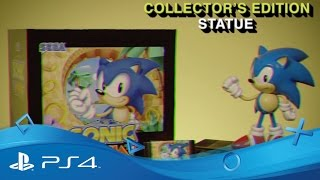Sonic Mania | Collectors Edition Infomercial | PS4