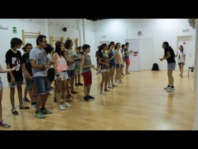 Taller de BRODAS BROS al Campus Rock Girona 2016