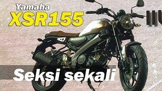 Yamaha XSR155, Kamu Seksi Sekali | TMCBLOG #1130