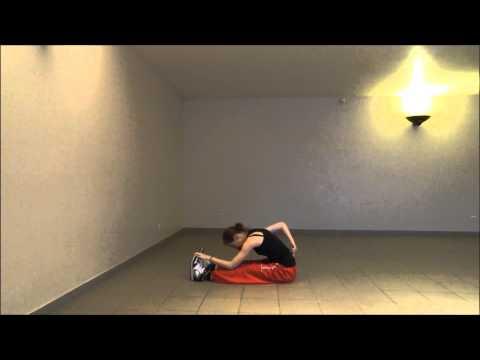 Danse - Faire des étirements et acquérir de la souplesse