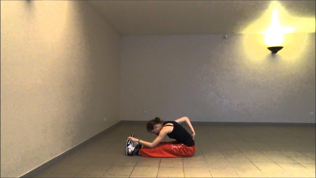 danse faire des tirements et acqu rir de la souplesse youtube. Black Bedroom Furniture Sets. Home Design Ideas