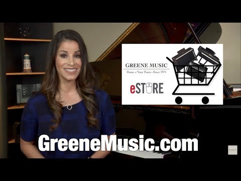 Greene Music Estore with Chinese Subtitles
