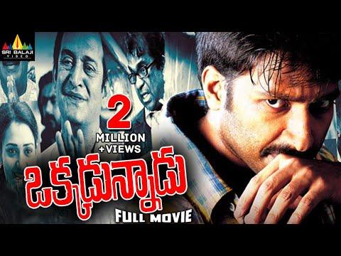 Okkadunnadu Telugu Full Movie | Latest Telugu Full Movies | Gopichand, Neha Jhulka