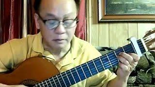 Mùa Thu Yêu Đương (Lam Phương) - Guitar Cover by Hoàng Bảo Tuấn