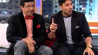El Show del Vacilón - Entrevista a Yuvanna Montalvo y Juan Carlos García