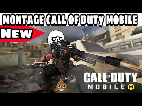 Montage Sniper Call Of Duty || Call Of Duty Mobile #2