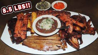 Legendary Louisiana BBQ Challenge at TJ Ribs in Baton Rouge!!