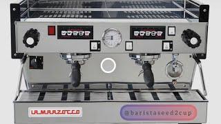 La Marzocco Linea PB • Install…