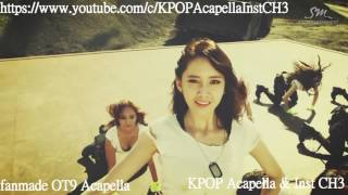 [Acapella] Girls Generation (SNSD) - Catch Me If You Can (Korean ver.) [Fanmade OT9 Version]