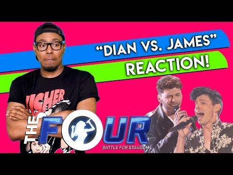 Dian Rene vs. James Graham  S2E4  THE FOUR