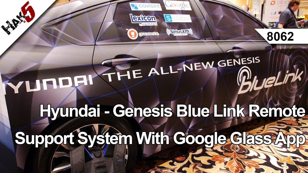 genesis blue link