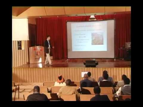 Dr. Balasz Szendroi-First international conference in mathematical sciences