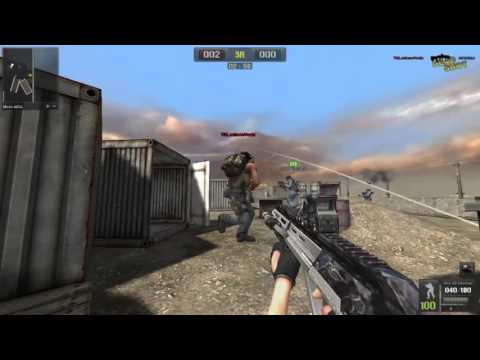 Hack General de Exercito e TC1-Point Blank