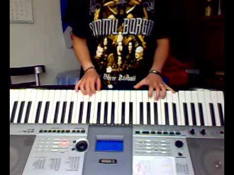 Church Organ Composition
