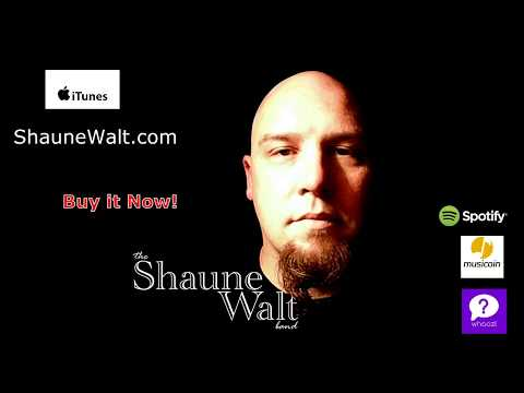 the Shaune Walt band 2018 self titled album commercial