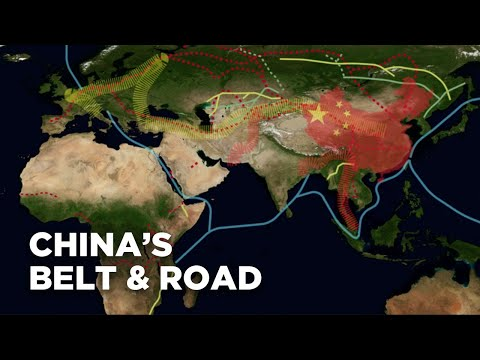 China's Belt & Road: The Biggest Environmental Peril Of This Century