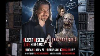 Resident Evil 4 with Albert Wesker part 14