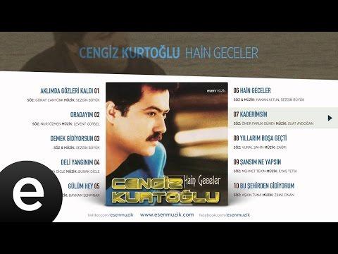 Kaderimsin (Cengiz Kurtoğlu) Official Audio #kaderimsin #cengizkurtoğlu - Esen Müzik