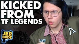 Kicked From TF Legends (Watching Old Videos)