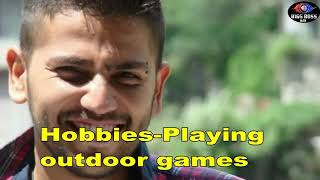 Romil Chaudhary (BB12)  Lifestyle,education,family,income,salary,house