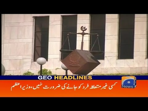 Geo Headlines 09 AM 20-April-2017