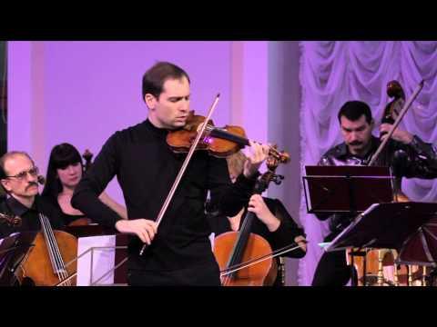 Dmitri Kogan, Volga Philharmonic. Mitr. Hilarion, Concerto grosso/ Дмитрий Коган
