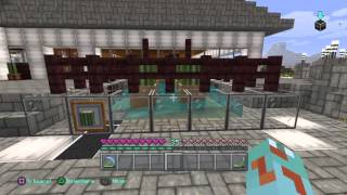 Minecraft PlayStation®4 Edition petit ferme en redstone