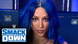 Sasha Banks invites Bayley to meet her in WWE Hell in a Cell SmackDown, Oct. 9, 2020