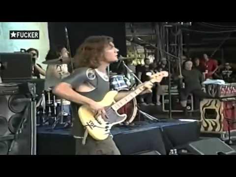 Rage Against The Machine - Bombtrack - Rock im Park 2000