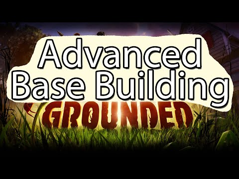 Grounded Base Building Guide Advanced [Tips & Tricks] – Crafting & Escaping Bugs