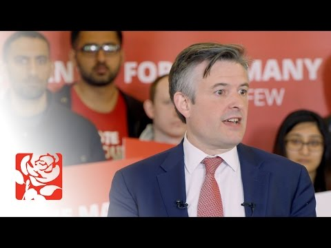 Labour will put patients back at the heart of the NHS