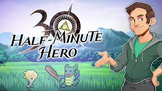 Half Minute Hero - What If JRPGs Took Five Minutes?