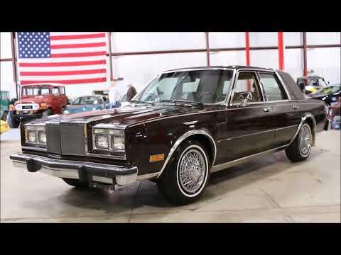 1984 Chrysler Fifth Avenue