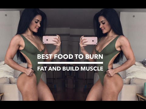 WHAT FOOD I BUY TO BURN FAT & BUILD MUSCLE | CHEST & ARM WORKOUT | Part 2 of 2