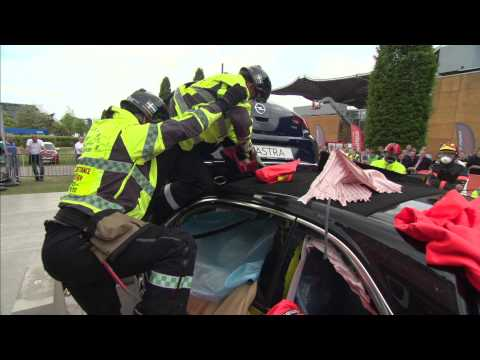 Holmatro Rescue Experience - Rescue Team Skaraborg