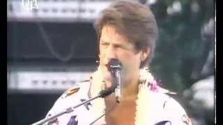 The Beach Boys -  25 years together - A celebration in Waikiki (1986) - German TV