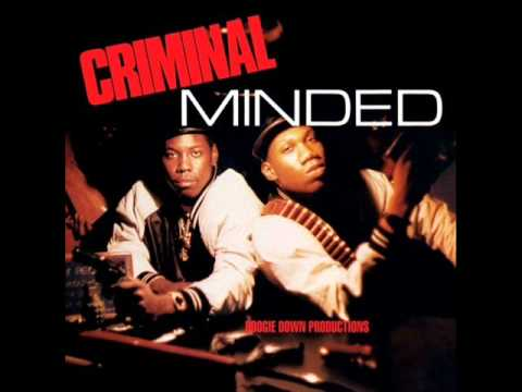 Boogie Down Productions - 9mm Goes Bang (Instrumental) mp3