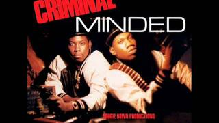 Boogie Down Productions - 9mm Goes Bang (Instrumental)