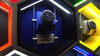 The TAG Heuer Connected Watch is a luxurious Android Wear smartwatch