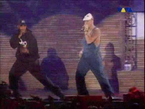 Eminem  I'm Back  Kill You  Under the Influence live