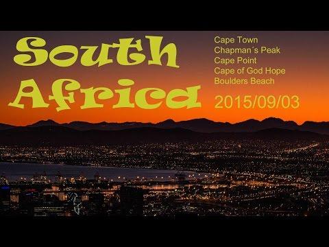 South Africa - Cape Town - Chapman´s Peak, Cape Point, Cape of Good Hope, Boulders Beach | Vlog