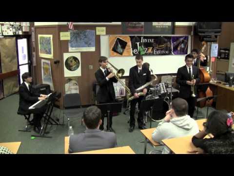 2013-03-16 Irvine Jazz Festival Combo II Tenor Madness