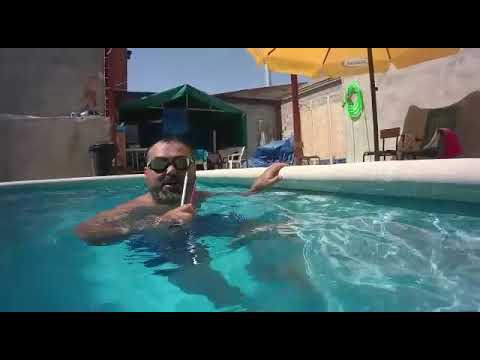 Cambiar Foco De Piscina Youtube