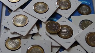 О монетах 10 рублей. Сколько стоят? Какие из них редкие? / Арстайл /(, 2016-02-07T14:09:43.000Z)
