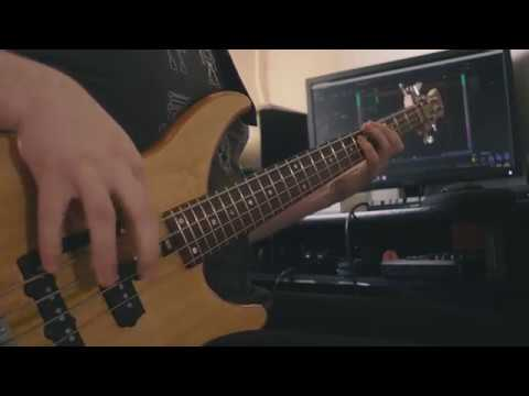 Incubus - Look Alive [Bass Cover]