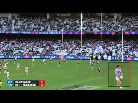 Round 9 North Melbourne vs Collingwood Replay