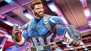 MARVEL Contest of Champions: Steve Rogers Trailer (2018)