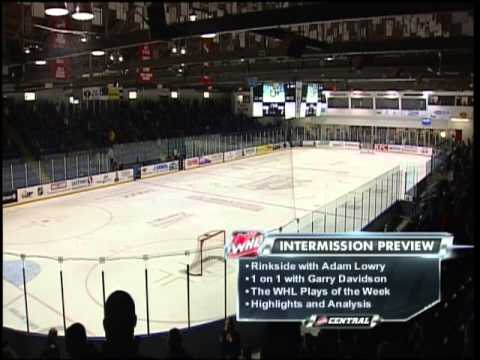 Everett Silvertips vs. Swift Current Broncos full game WHL